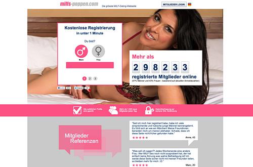 MILFS-Poppen - Reife Frauen Dating - MILF Dating